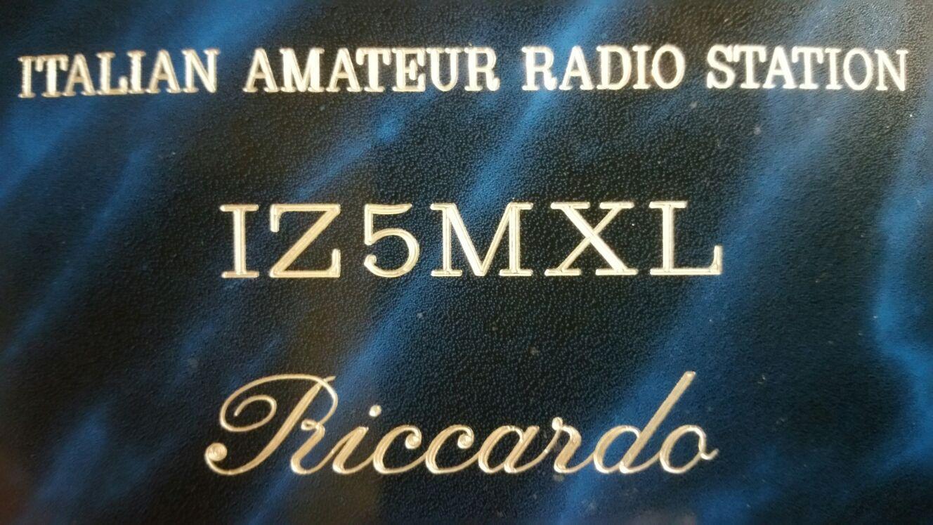 IZ5MXL - RICCARDO