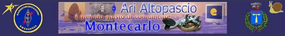 ARI  ALTOPASCIO-MONTECARLO